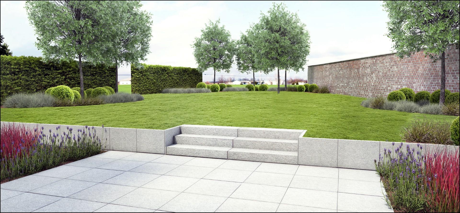 Eco tuinarchitectengroep 3d projecten tuin vijver oost for Vijver voor kleine tuin