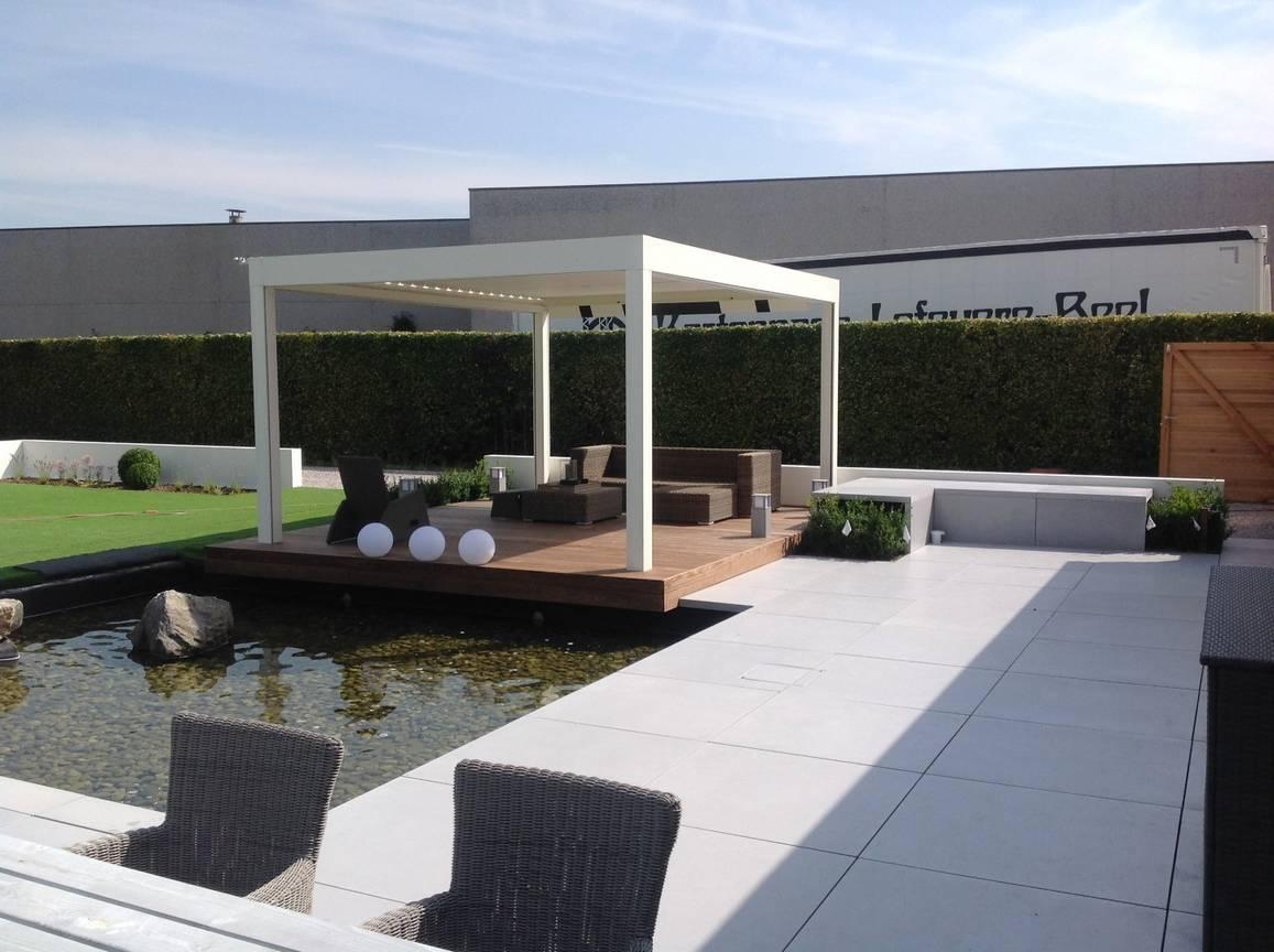 eco tuinarchitectengroep tuinaanleg water. Black Bedroom Furniture Sets. Home Design Ideas