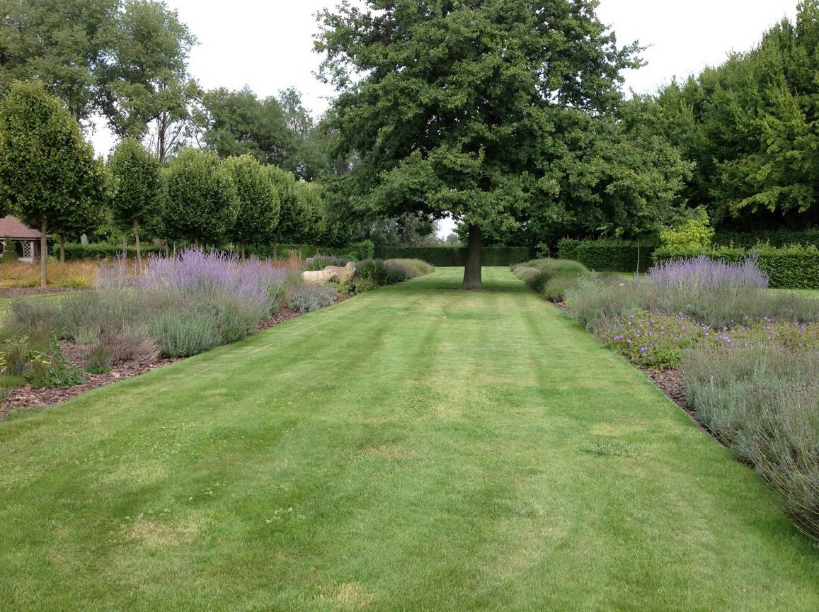 Tuin indeling tuin indeling maken tuin inrichten tuin inrichten ideeen tuin laten ontwerpen - Landschapstuin idee ...
