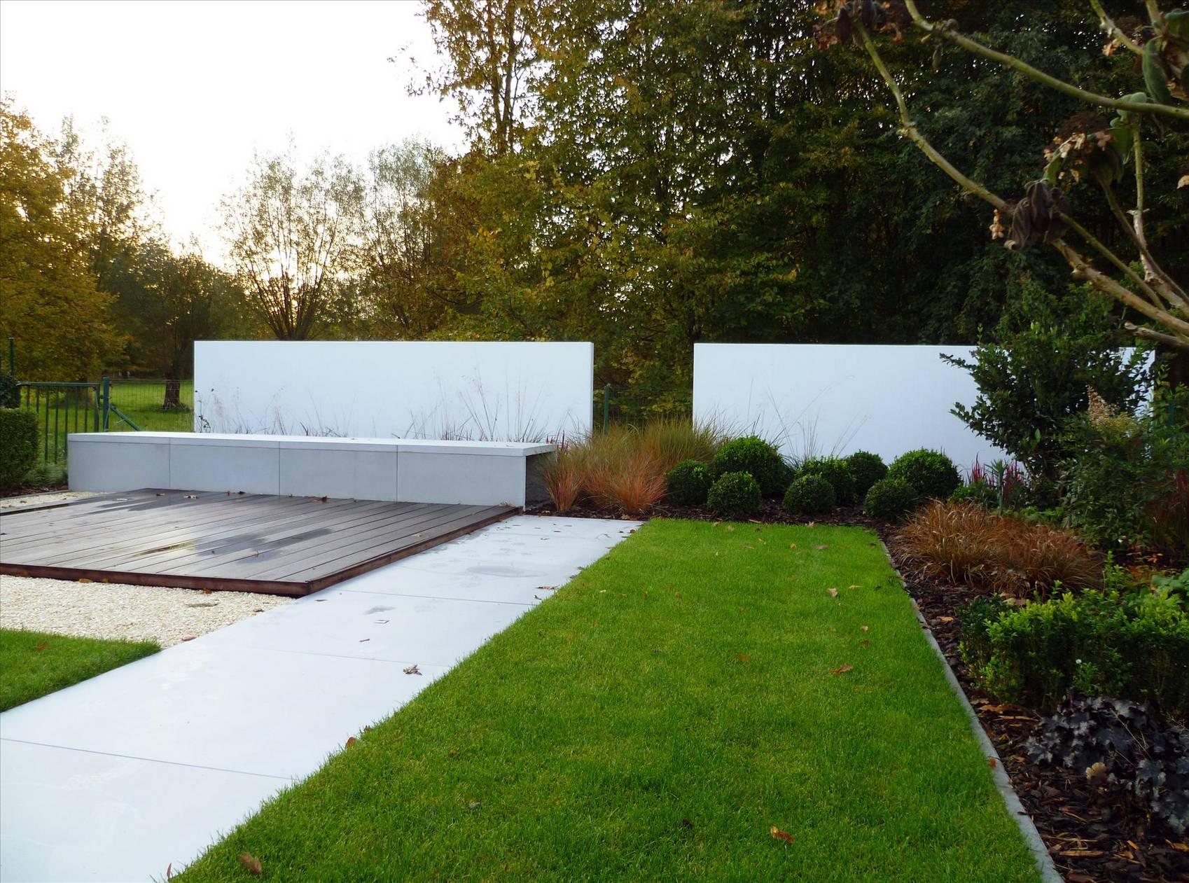 Strakke tuinen met siergrassen of 42 blessingbox for Strakke tuinen met siergrassen