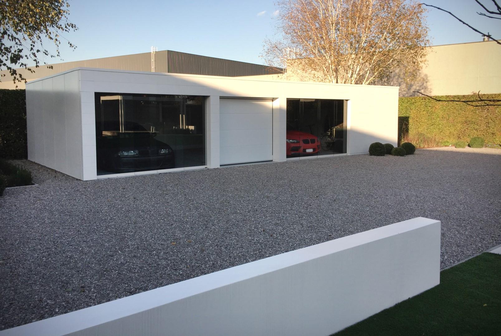 Moderne Garagen Kreative Bilder F R Zu Hause Design Inspiration