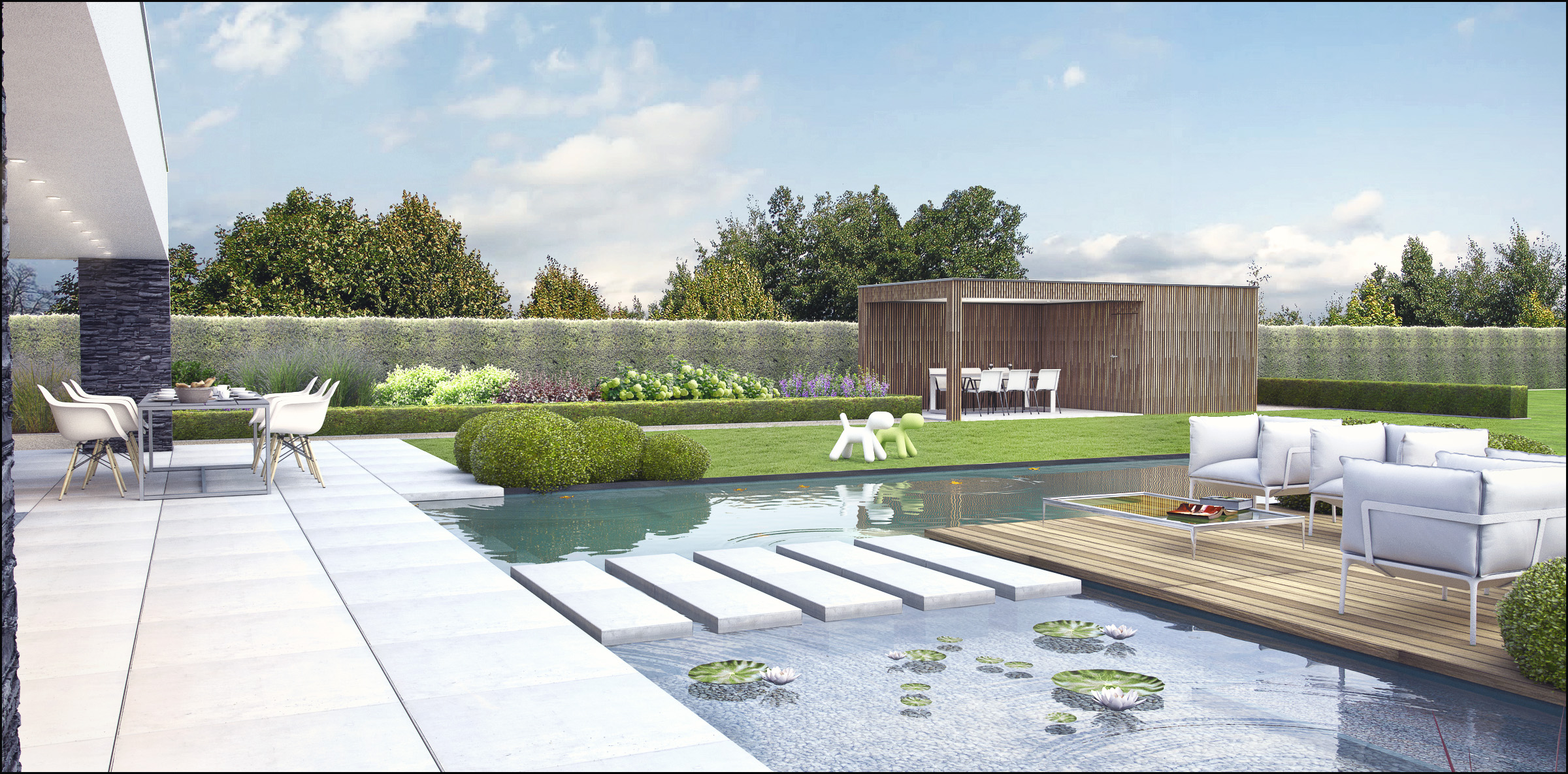 1000 images about nl gardens on pinterest for Moderne waterpartijen tuin